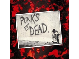 CD The Exploited - Punk's Not Dead