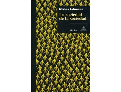 Marca do fabricante - Livro La Sociedad De La Sociedad