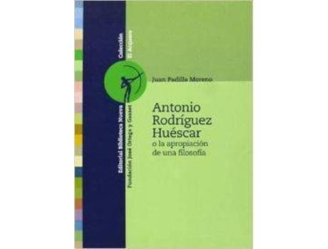 Livro Antonio Rodriguez Huescar