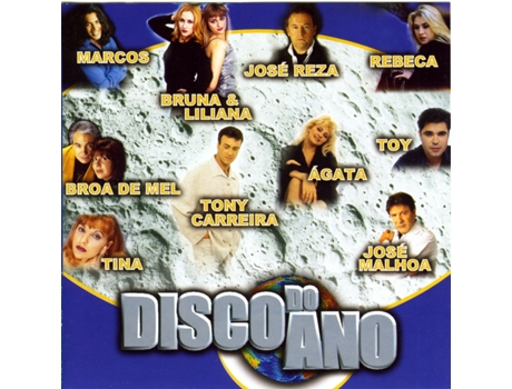 CD Disco do Ano — Portuguesa