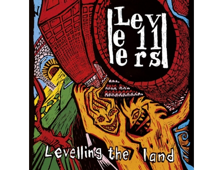 Vinil The Levellers - Levelling The Land 25th Anniversary Edition