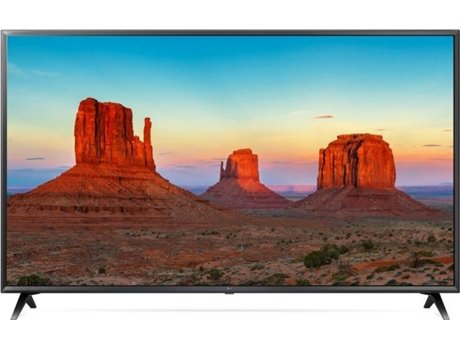 TV LED LG 4K Ultra HD 50'' 50UK6300 — 4K Ultra HD| 50''| A