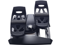 Pedais THRUSTMASTER Flight Rudder PC / PS4 — Compatibilidade: PC e PS4