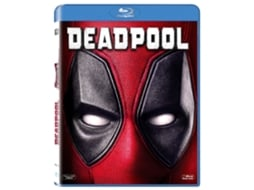 Blu-Ray Deadpool — Do realizador Tim Miller