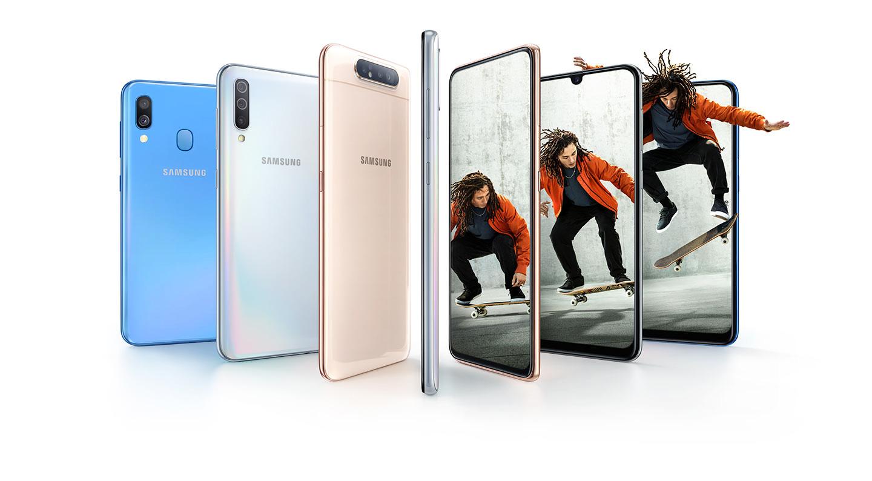 Galaxy A40 | A50 | A70 | A80