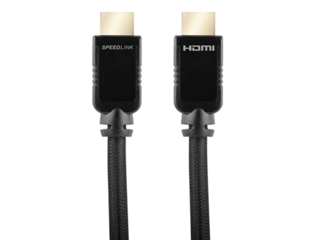 Cabo HDMI PS3 SPEED LINK (HDMI - 3 m) — PS3