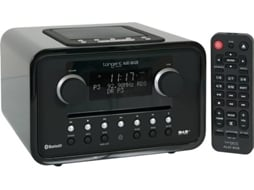 Rádio TANGENT Alio Baze (Preto - Digital - CD/DAB+/FM - Bateria) — CD/DAB+/FM/BT
