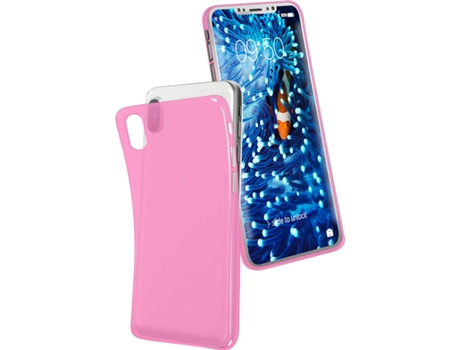 Capa SBS Cool iPhone X Rosa — Compatibilidade: iPhone X