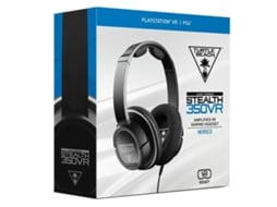 Auscultador Gaming TURTLE BEACH PS4/PSVR Stealth 350 VR — PS4/PS VR