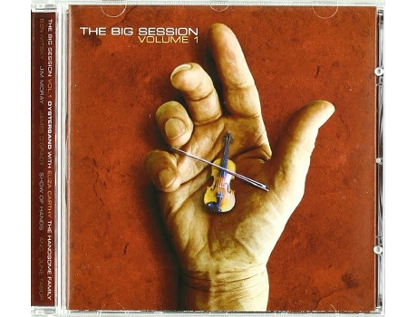 CD The Big Session Volume 1