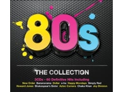 CD The Collection - 80`s — Pop-Rock