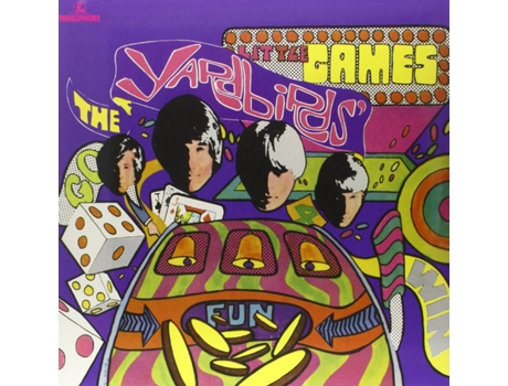 Vinil Yardbirds - Little Games — Pop-Rock