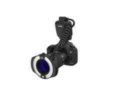 Flash CANON Macro Ringlite MR-14 EXII (NG: 14 - Controlo: Manual) — NG: 14 | Compatibilidade: CANON