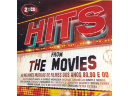 CD Hits From The Movies — Pop-Rock