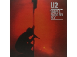 Vinil U2 - Under a Blood Red Sky — Pop-Rock