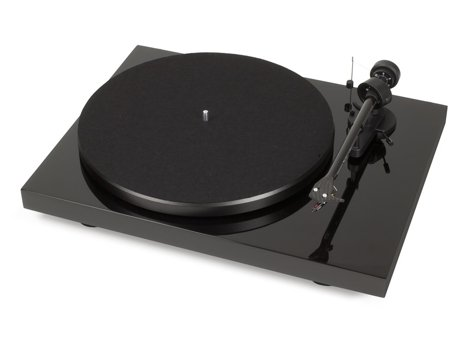 Gira-Discos PRO-JECT Debut Carbon Om10 B — Manual | Velocidade: 33/45 rpm