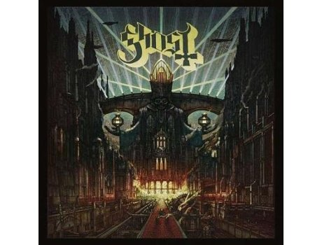 Vinil Ghost - Meliora — Pop-Rock
