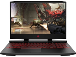 Portátil Gaming 15,6'' Omen by HP 15-dc0004np — Intel Core i5-8300H | 8 GB | 256 GB SSD | NVIDIA GeForce GTX 1050
