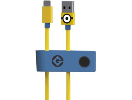 Cabo USB-Lightning TRIBE Minions Carl — Lightning / iPhone