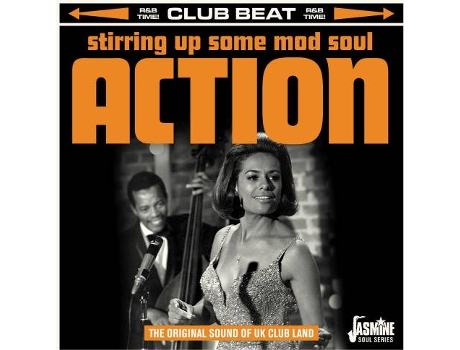 CD Stirring Up Some Mod Soul Action - The Original Sound Of Uk Club Land
