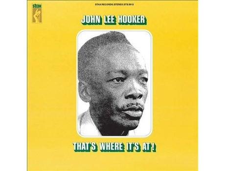 Vinil LP John Lee Hooker - That's Where It's At! — Pop-Rock
