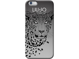 Capa LIU.JO Hard Tiger iPhone 6, 6s Preto — Compatibilidade: iPhone 6, 6s