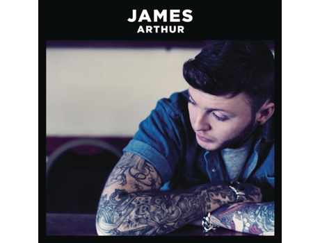 CD James Arthur - deluxe — Pop-Rock