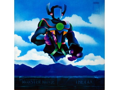 Vinil The Can - Monster Movie