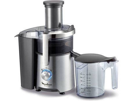 Centrifugadora MOULINEX JU610D10  EASY FRUIT MET  — 800W | 800 ml