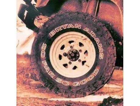 CD Bryan Adams - So Far So Good