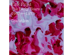 CD Pink Floyd - Early Years 1967-1972 — Pop-Rock