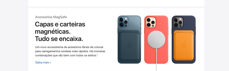 iPhone 12 Pro e iPhone 12 Acessórios MagSafe