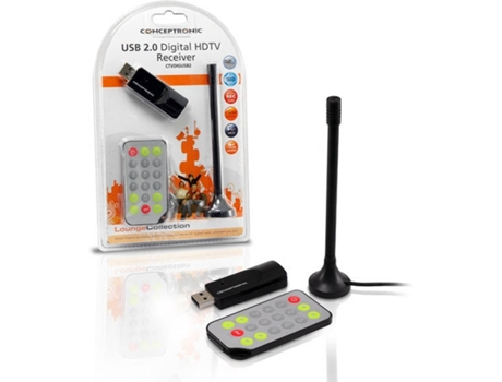 Adaptador Digital CONCEPTRONIC HDTV-USB — HDTV-USB