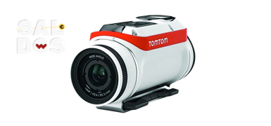 Action Cam TOMTOM Bandit Adventure Pack