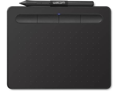 Mesa Digitalizadora Wacom Intuos Ctl4100k S Pen Preto Windows E Mac