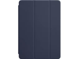 Capa APPLE iPad Smart Cover Midnight Azul — Compatibilidade: iPad Air 2