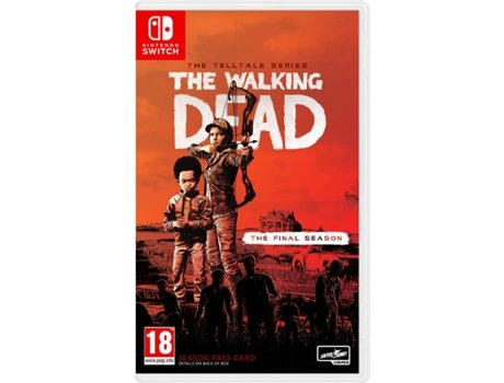 Jogo NINTENDO SWITCH The Walking Dead Season 4 (M18)
