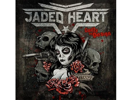 CD Jaded Heart - Guilt By Design
