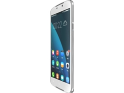 Smartphone DOOGEE X6 8GB Branco — Android 5.1 / 5.5'' / Quad-core 1.3GHz / 1GB RAM / Dual SIM