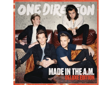 CD One Direction - Made In The  A.M. — Pop-Rock