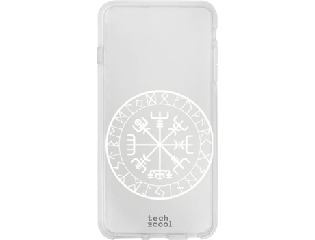 Capa Motorola Moto One Zoom TECHCOOL Viking Transparente