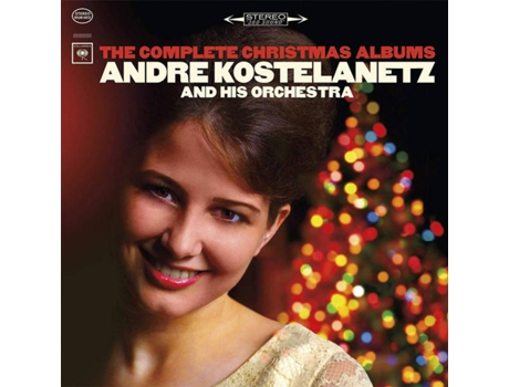 CD André Kostelanetz And His Orchestra - The Complete Chopin (2CDs)