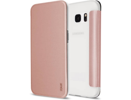 Capa ARTWIZZ Smartjacket Galaxy S7 Rosa — Compatibilidade: Galaxy S7