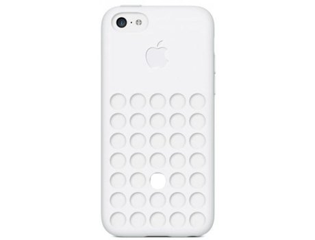 Capa iPhone 5c APPLE MF039ZM/A Branco
