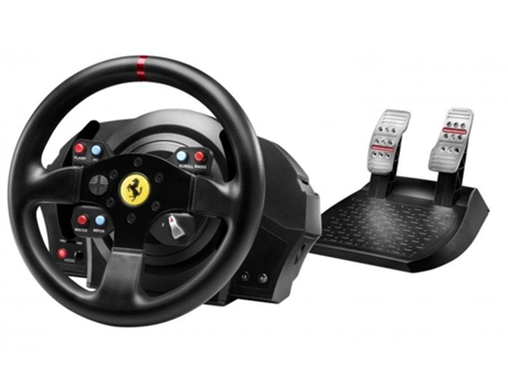 Volante Gaming THRUSTMASTER T300 Ferrari GTE Wheel EU Version — PC / PS4 / PS3