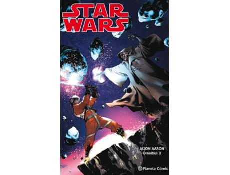 PLANETA COMIC - Livro Star Wars Jason Aaron de Salvador Larroca (Espanhol)