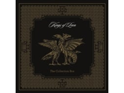 CD/DVD Kings of Leon - The Collection Box — Pop-Rock