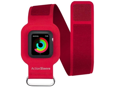 Armband TWELVE SOUTH Apple Watch Vermelho — Compatibilidade: Apple Watch 42mm