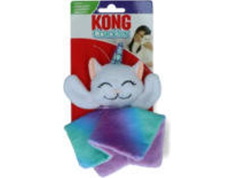 Kong - Peluche para Gato KONG Borracha (Médio)