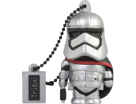 Pen USB 3D STARWARS CAPTAIN PHASMA 16GB — 16 GB | USB 2.0